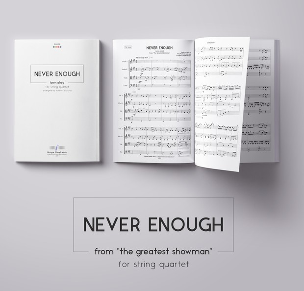 Never Enough - from