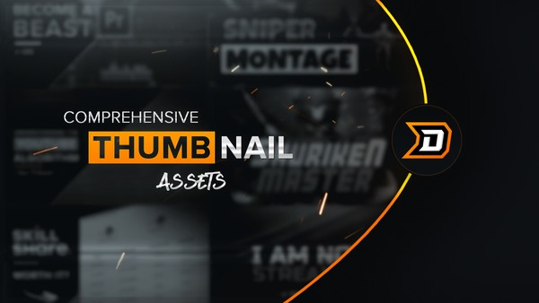 Comprehensive Thumbnail Assets