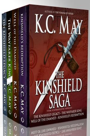 The Kinshield Saga (ePub)
