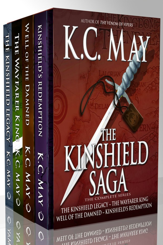 The Kinshield Saga (ePub)