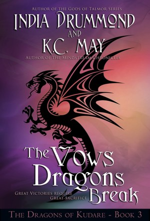 The Vows Dragons Break - Kindle edition