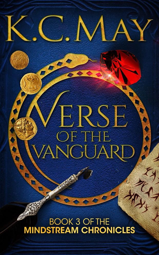 Verse of the Vanguard - Kindle