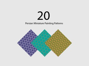 Persian Premium Pattern Starter Pack
