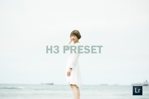 H3 | LR preset