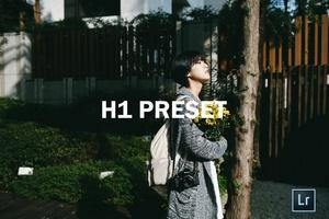 H1  | LR preset