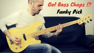 Funky Pick - Tab + Playbacks