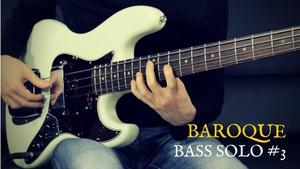 Baroque Bass Solo #3