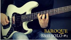 Baroque Bass Solo #1