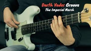 Darth Vader Groove - Tab + Playbacks