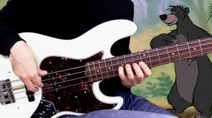 Le Livre De La Jungle Bass Solo