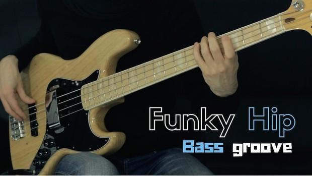 Funky Hip Bass Groove