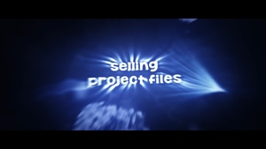 6 PROJECT FILES (C4D & AE)