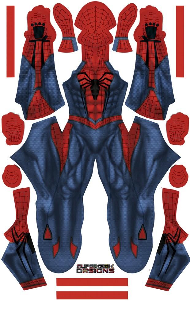SPIDER-MAN - PS4 INSOMNIA GAME (black parts)