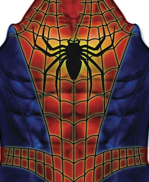 RADOACTIVE SPIDERMAN PATTERN FILE