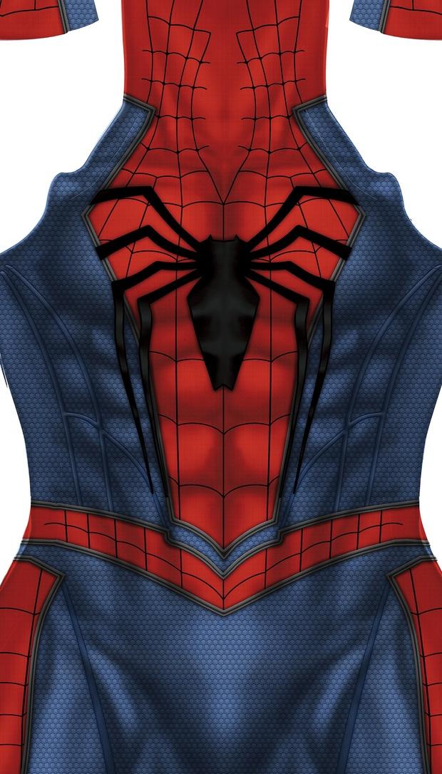 SPIDER-MAN - PS4 INSOMNIA GAME (black emblems)