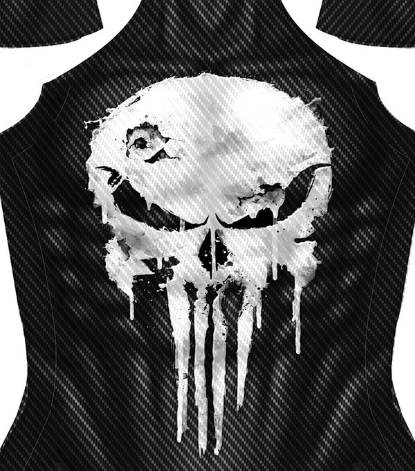 PUNISHER SHIRT - pattern file