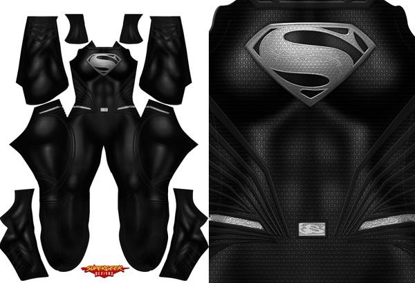 FEMALE SNYDER CUT SUPERMAN/WOMAN