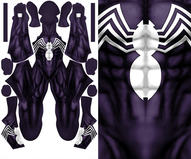 PURPLE TINTED SYMBIOTE pattern file