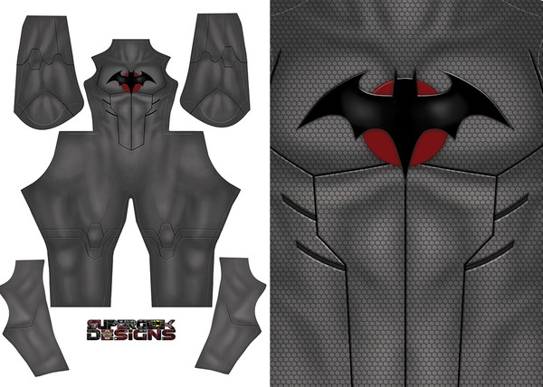 FLASHPOINT BATMAN 2 pattern file