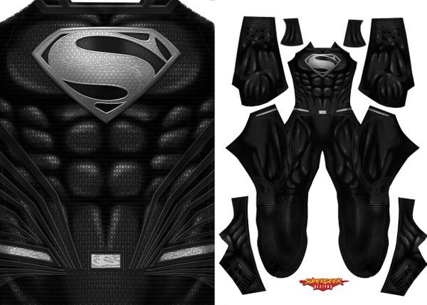 SUPERMAN SNYDER CUT pattern file