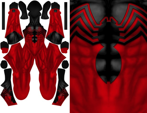 SYMBIOTE KAINE (version 1) pattern file