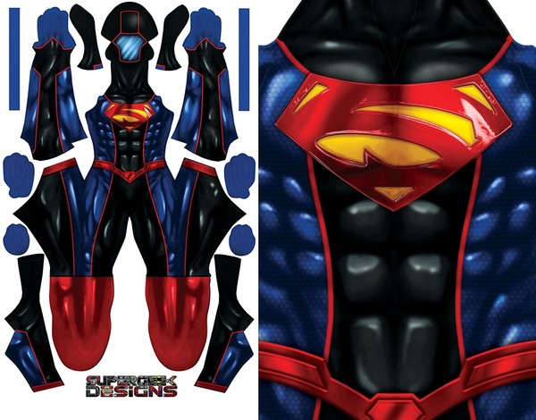 FUTURES END SUPERMAN pattern file