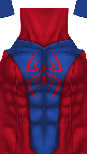 NEW BEN REILLY (detached mask) pattern file