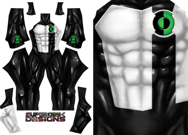 KYLE RAYNER GREEN LANTERN (shiny version) file