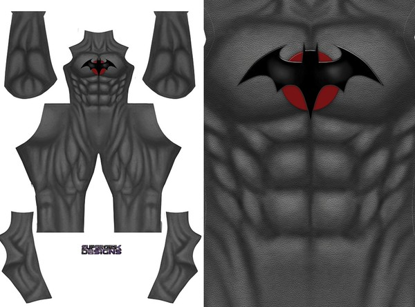 FLASHPOINT BATMAN 1 pattern file