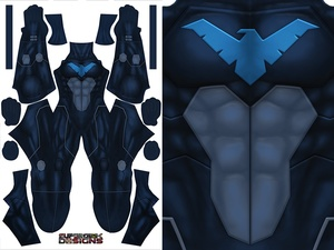 NIGHTWING (blue tint) pattern file