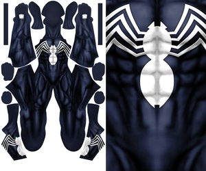 BLUE TINTED SYMBIOTE pattern file