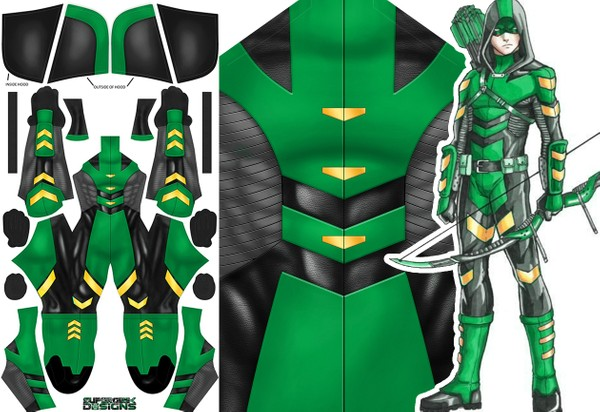 GREEN ARROW (Arsenal variant) pattern file