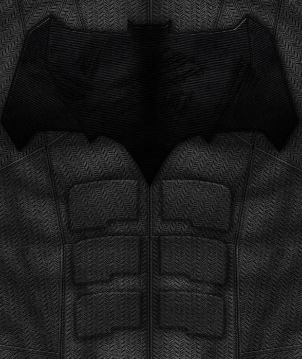 BATMAN JUSTICE LEAGUE with emblem (VERSION 1) pattern file