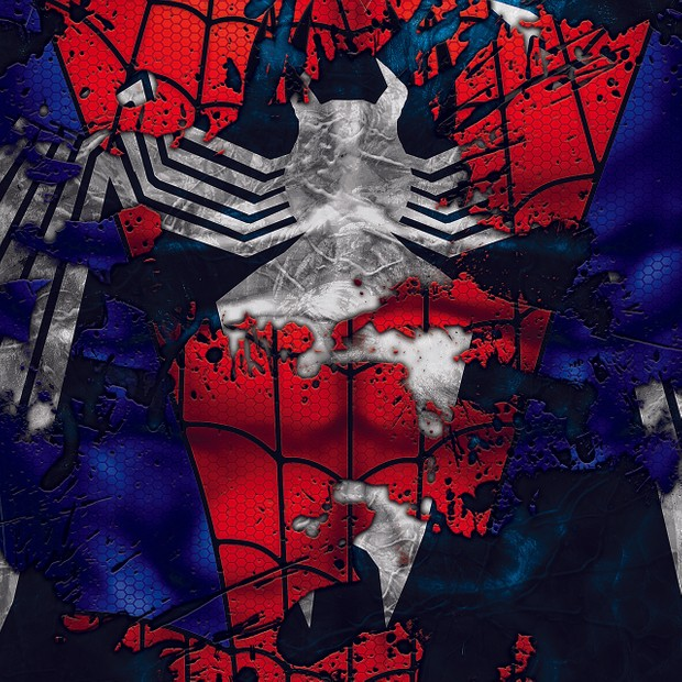 TRANSFORMING SPIDERMAN pattern file