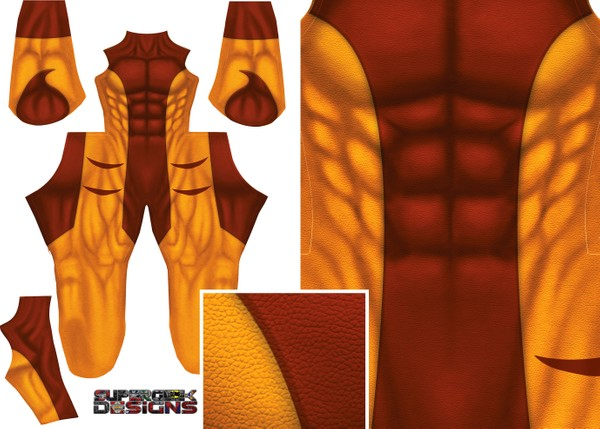 SABERTOOTH (new muscle base) pattern file