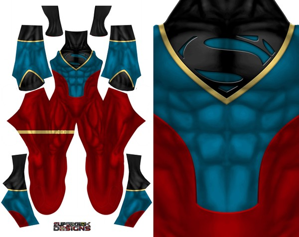 CUSTOM SUPERBOY pattern file