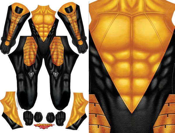 WOLVERINE 2020 (NO MASK) pattern file