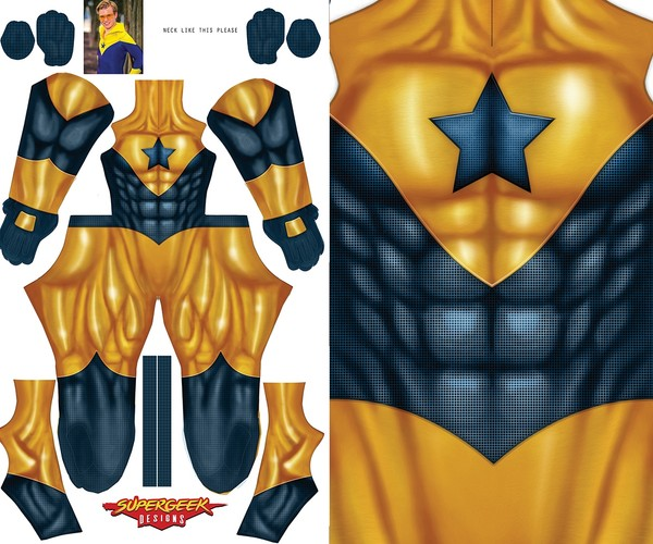 BOOSTER GOLD pattern file