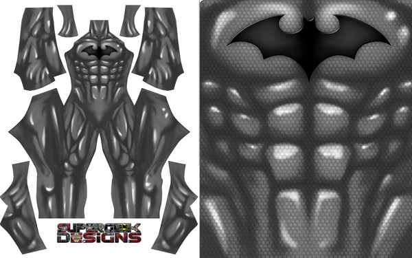 BATMAN (SHINY) pattern file
