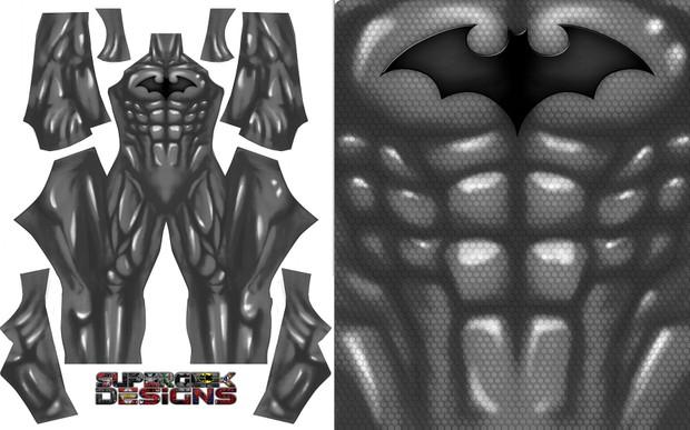 BATMAN (SHINY) pattern file
