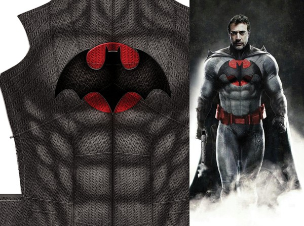 FLASHPOINT BATMAN (Dawn of Justice style) pattern file