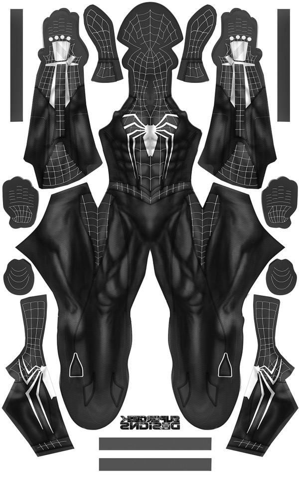 SPIDER-MAN (SYMBIOTE VERSION) - PS4 INSOMNIA GAME