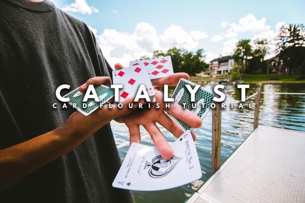 CATALYST - Cardistry Tutorial by Sean O.