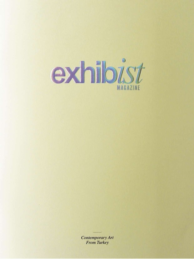 Exhibist Magazine Issue 3