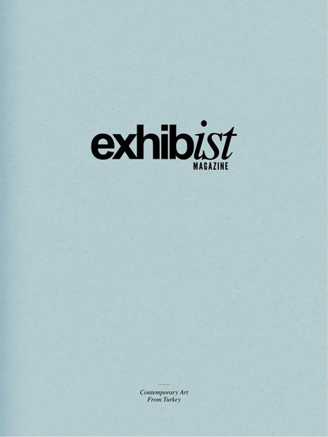 Exhibist Magazine Issue 1