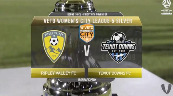 WCL 5 Silver Ripley Valley v Teviot Downs