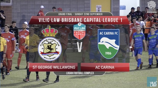 Vilic Law CL1 GF ST George Willawong v AC Carina