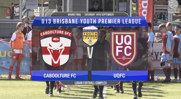 BYPL U13 GF Caboolture FC v UQFC