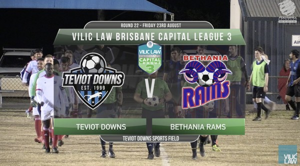 VIlic Law CL3 RD22 Teviot Downs v Bethania Rams