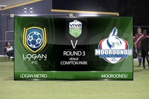 Viva Capital League 3 RD3 Logan Metro v Mooroondu